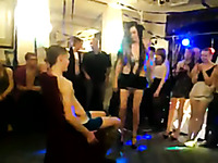 Amazingly Sext British Stripper At 18th Birthday Party